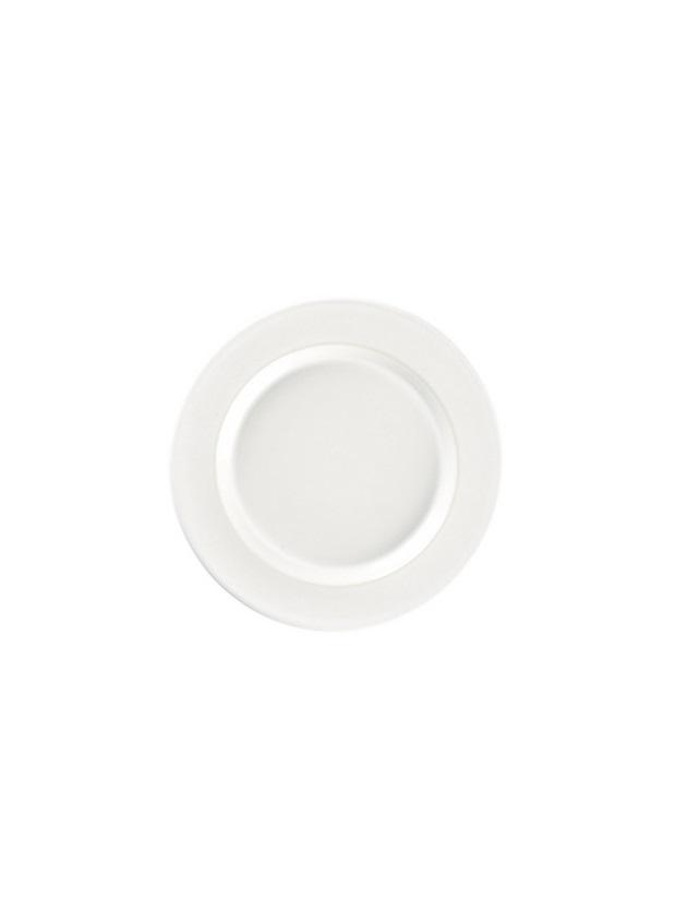 Онлайн каталог PROMENU: Тарелка керамическая Emile Henry, диаметр 15 см, белый                               118865