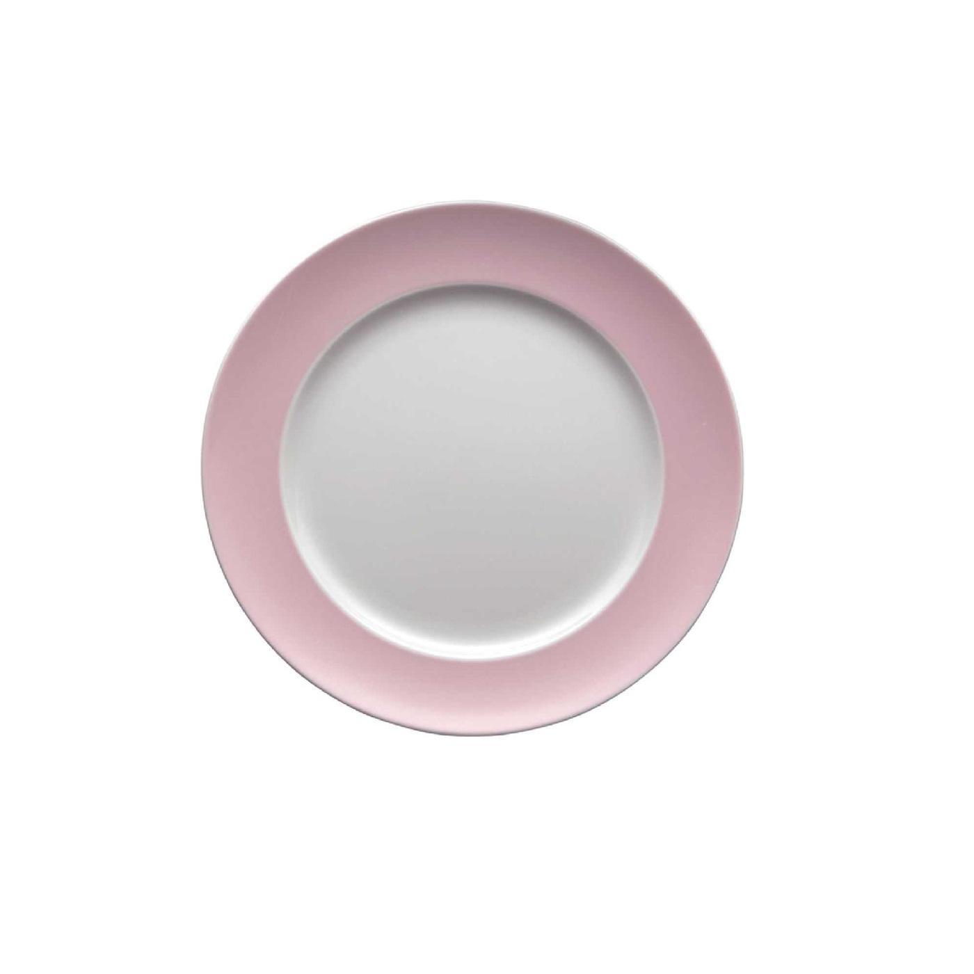 Тарелка основная Rosenthal SUNNY DAY, диаметр 27 см, розовый Rosenthal 10850-408533-10227 фото 1