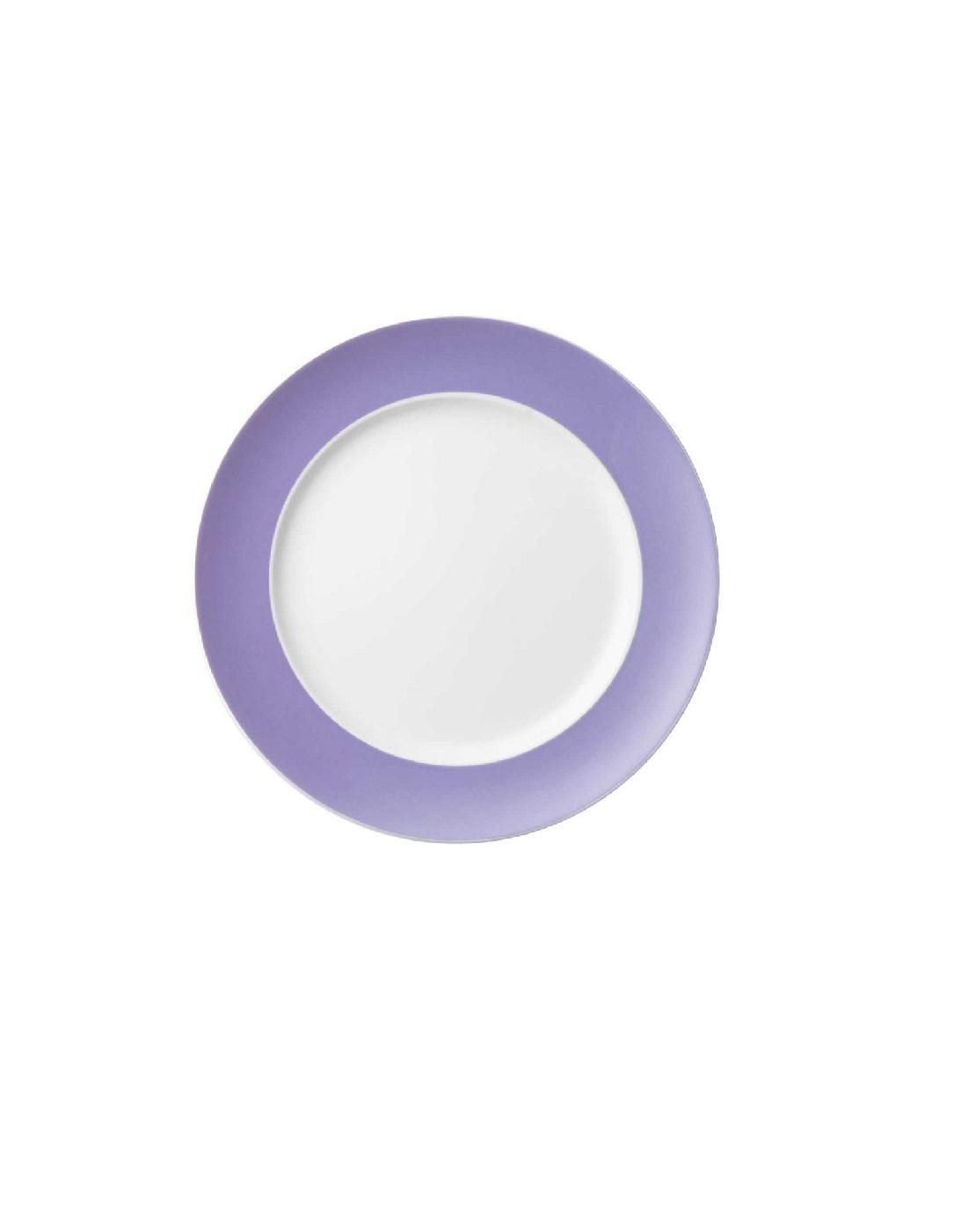 Тарелка основная Rosenthal SUNNY DAY, диаметр 27 см, фиолетовый Rosenthal 10850-408531-10227 фото 1