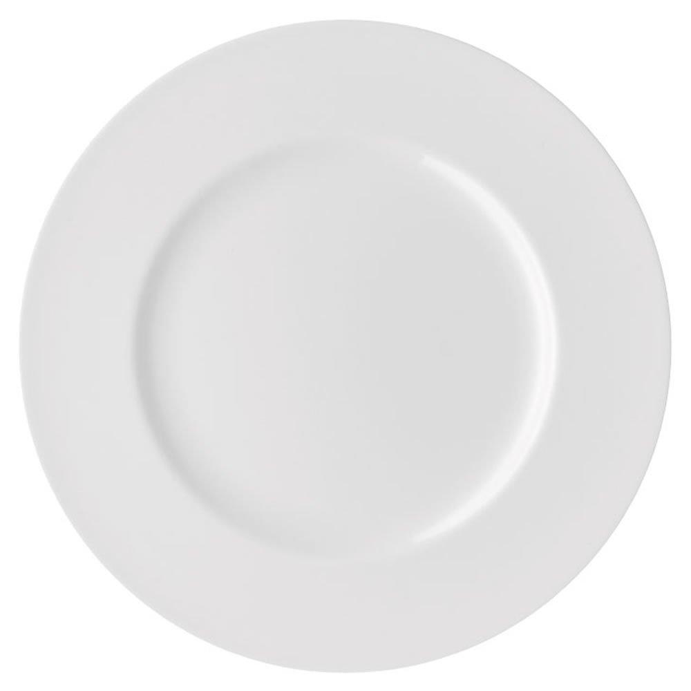 Онлайн каталог PROMENU: Тарелка основная фарфоровая Rosenthal Jade, диаметр 23 см, белый Rosenthal 61040-800001-10023