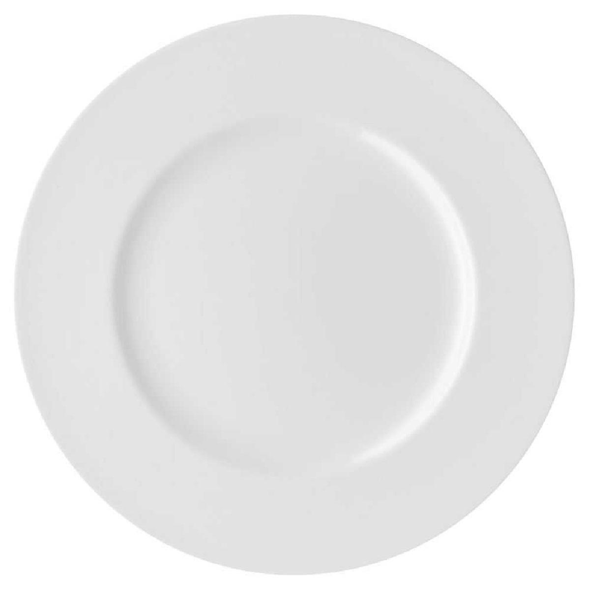 Онлайн каталог PROMENU: Тарелка основная фарфоровая Rosenthal JADE, диаметр 27 см, белый Rosenthal 61040-800001-10027
