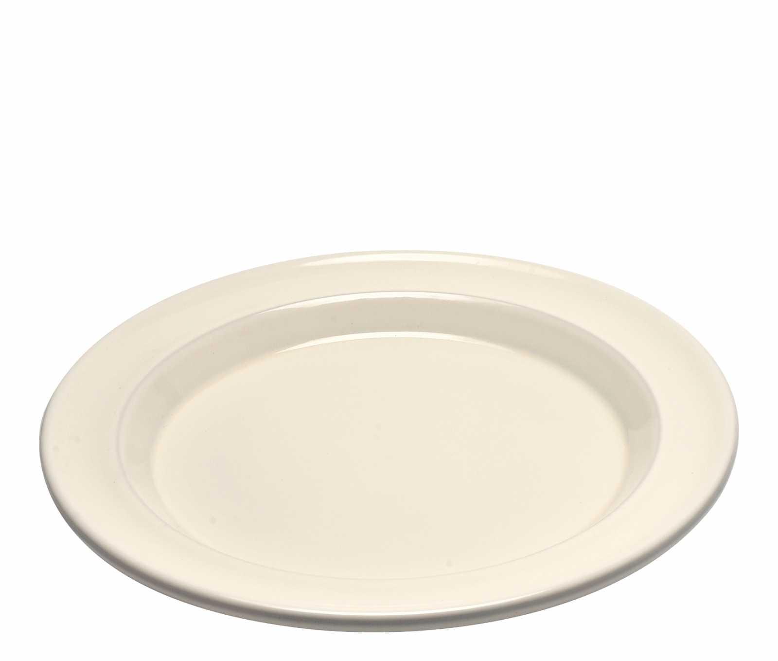Онлайн каталог PROMENU: Тарелка сервировочная/подстановочная Emile Henry Tableware, 28 см, бежевая Emile Henry 028878