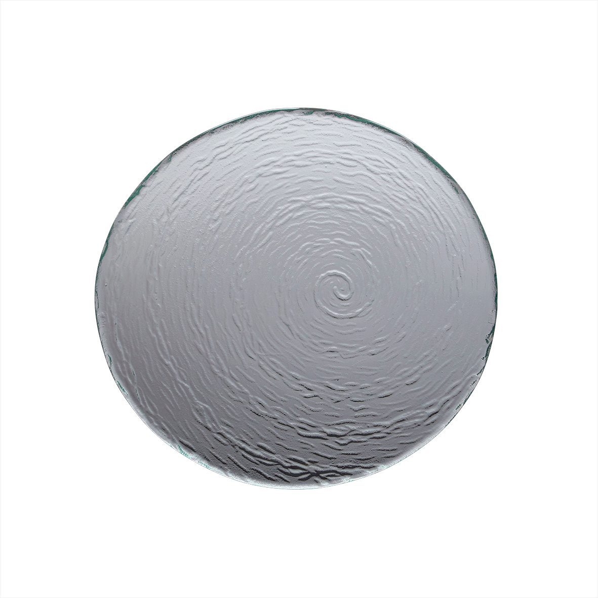 Онлайн каталог PROMENU: Тарелка стеклянная Steelite Scape Glass Clear, 30 см                               6512G380