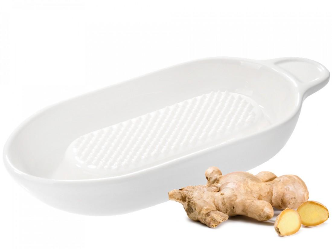 Терка керамическая для имбиря и фруктов GEFU, белый GEFU 35375 фото 0