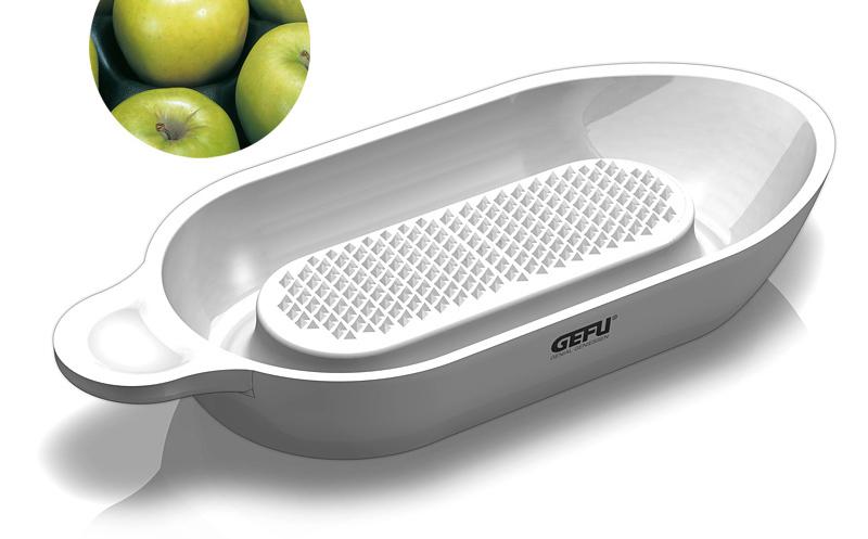 Терка керамическая для имбиря и фруктов GEFU, белый GEFU 35375 фото 2