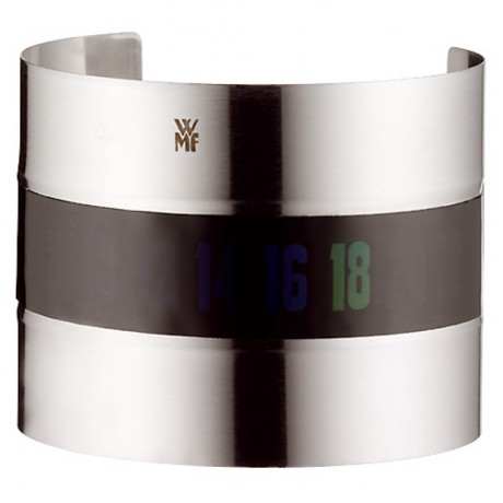 Онлайн каталог PROMENU: Термометр-браслет для вина WMF Clever&More, серебристый WMF 06 5851 6030