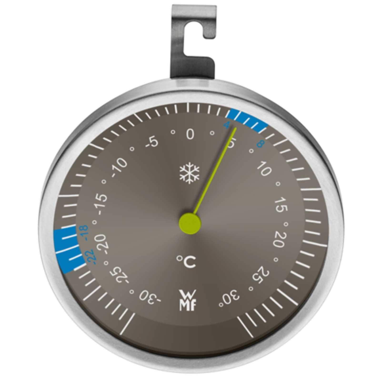 Онлайн каталог PROMENU: Термометр для холодильника WMF SCALA, серебристый WMF 06 0865 6030