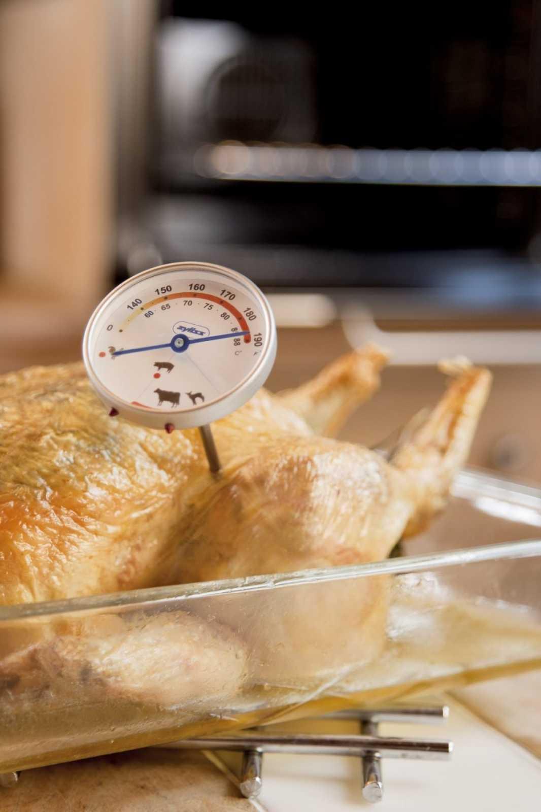 Онлайн каталог PROMENU: Термометр для мяса Zyliss E25520