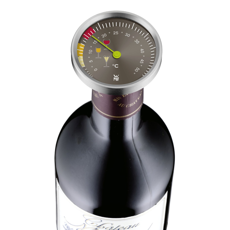Онлайн каталог PROMENU: Термометр для вина WMF SCALA, серый WMF 06 0866 6030