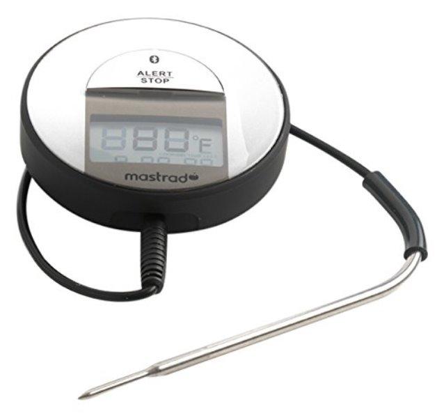 Онлайн каталог PROMENU: Термометр кухонный, цифровой Mastrad, черный Mastrad F73700