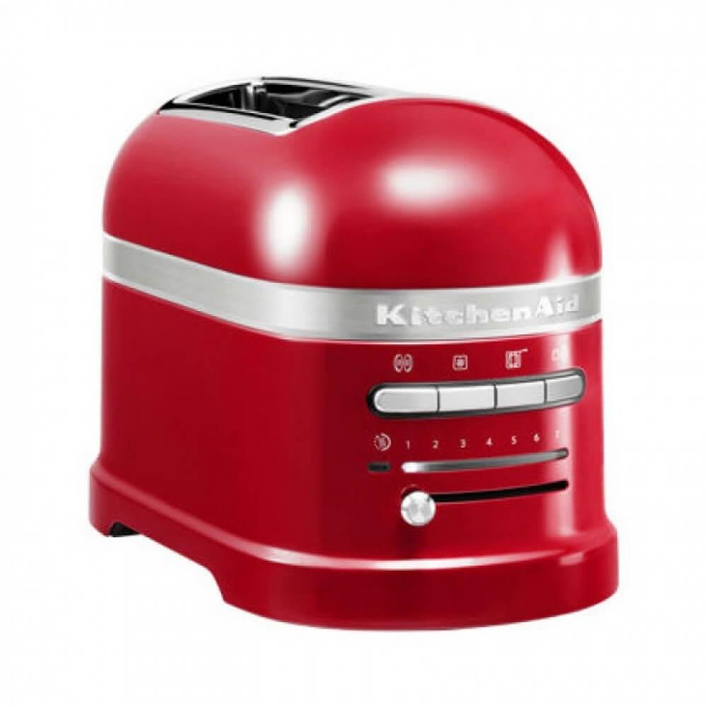Онлайн каталог PROMENU: Тостер KitchenAid  Красный (5KMT2204EER) KitchenAid 5KMT2204EER