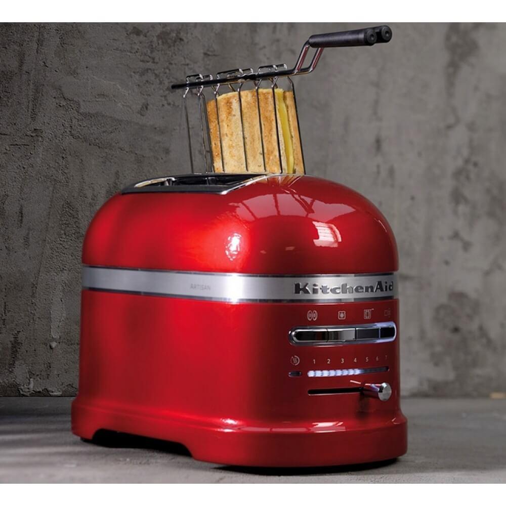 Тостер KitchenAid  Красный (5KMT2204EER) KitchenAid 5KMT2204EER фото 2