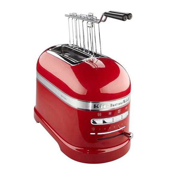 Тостер KitchenAid  Красный (5KMT2204EER) KitchenAid 5KMT2204EER фото 1
