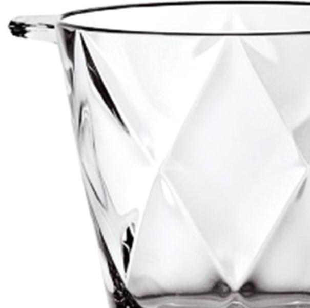 Ведро для льда Vidivi CONCERTO, диаметр 15 см, высота 15 см, прозрачный Vidivi 61505EM фото 2