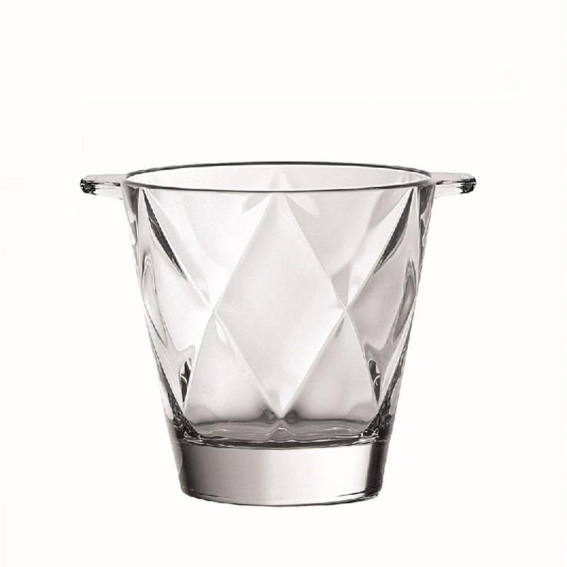 Ведро для льда Vidivi CONCERTO, диаметр 15 см, высота 15 см, прозрачный Vidivi 61505EM фото 3