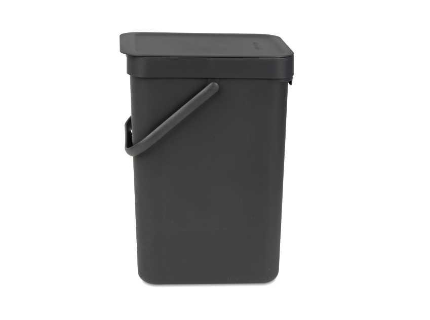 Ведро для мусора Sort&Go Brabantia, объем 12 л, серый Brabantia 109805 фото 2