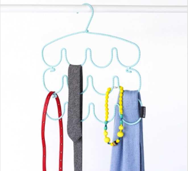 Вешалка для аксессуаров Soft Touch Brabantia, голубой Brabantia 110702 фото 5