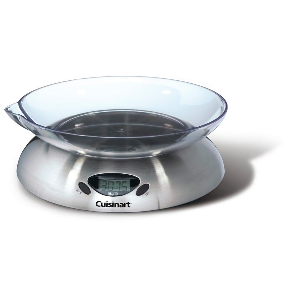 Онлайн каталог PROMENU: Весы электронные Cuisinart                               SCA5CE