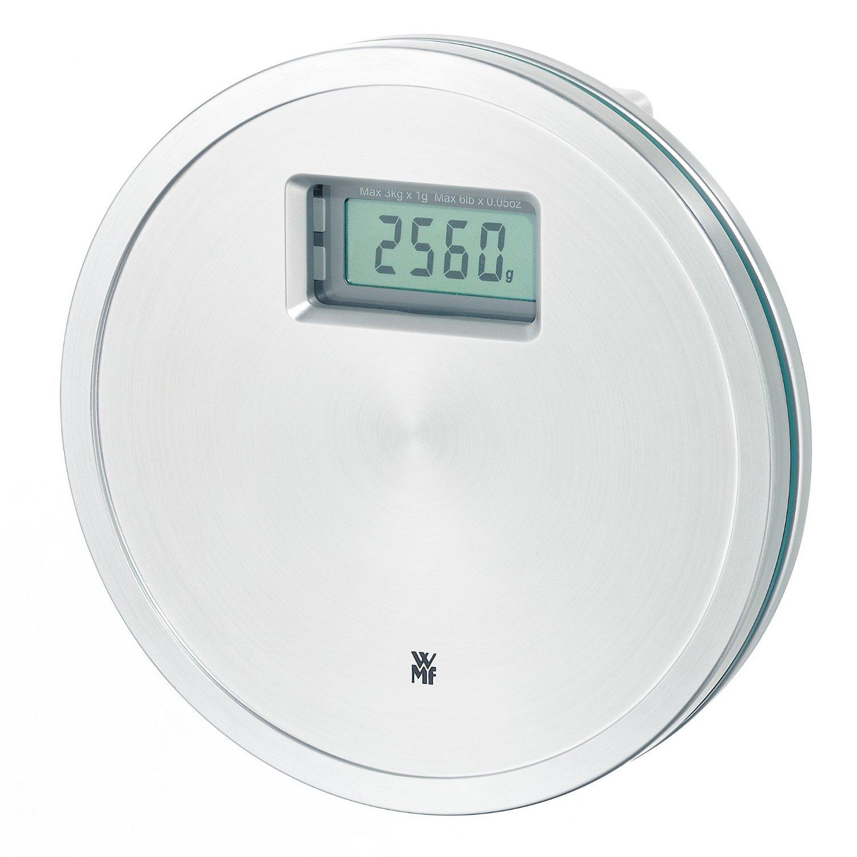 Онлайн каталог PROMENU: Весы настенные WMF, диаметр 23 см, белый WMF 06 0839 6030