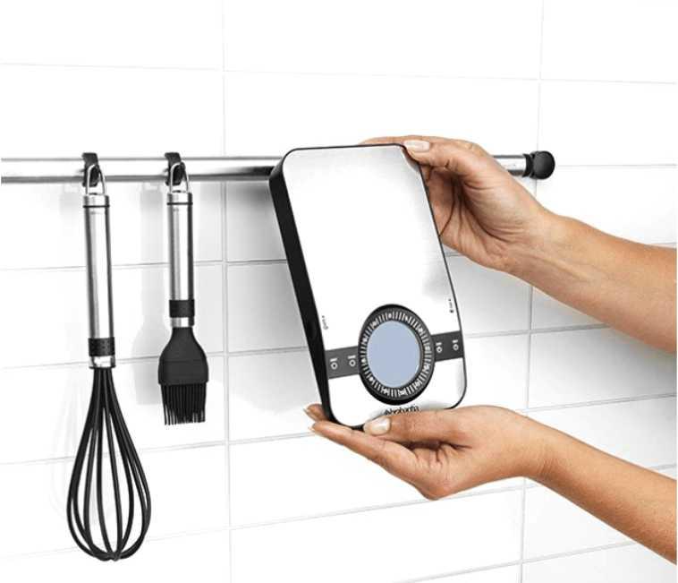 Весы цифровые кухонные Brabantia, серый Brabantia 480607 фото 2
