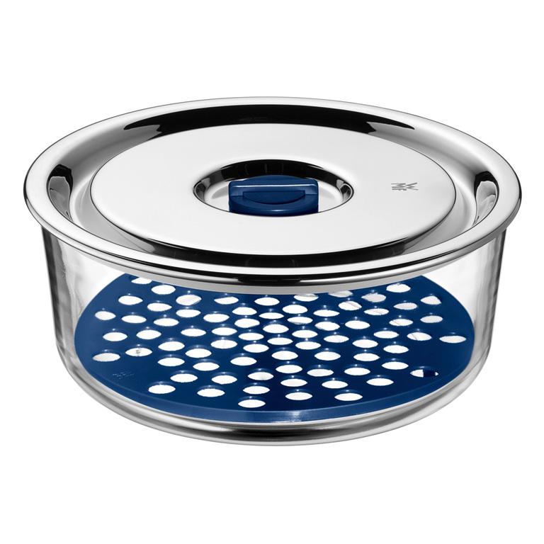 Вставка в емкость для хранения продуктов WMF, диаметр 18 см, синий WMF 06 5487 3000 фото 1