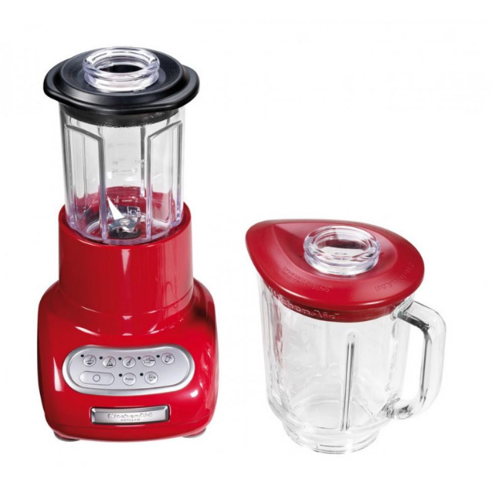 Блендер стационарный KitchenAid, объем чаши 1,5 л, красный KitchenAid 5KSB5553EER фото 2