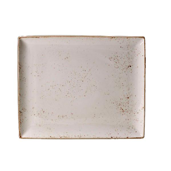Онлайн каталог PROMENU: Блюдо прямоугольное фарфоровое Steelite CRAFT WHITE, размеры 33х27 см, белое (11550551)