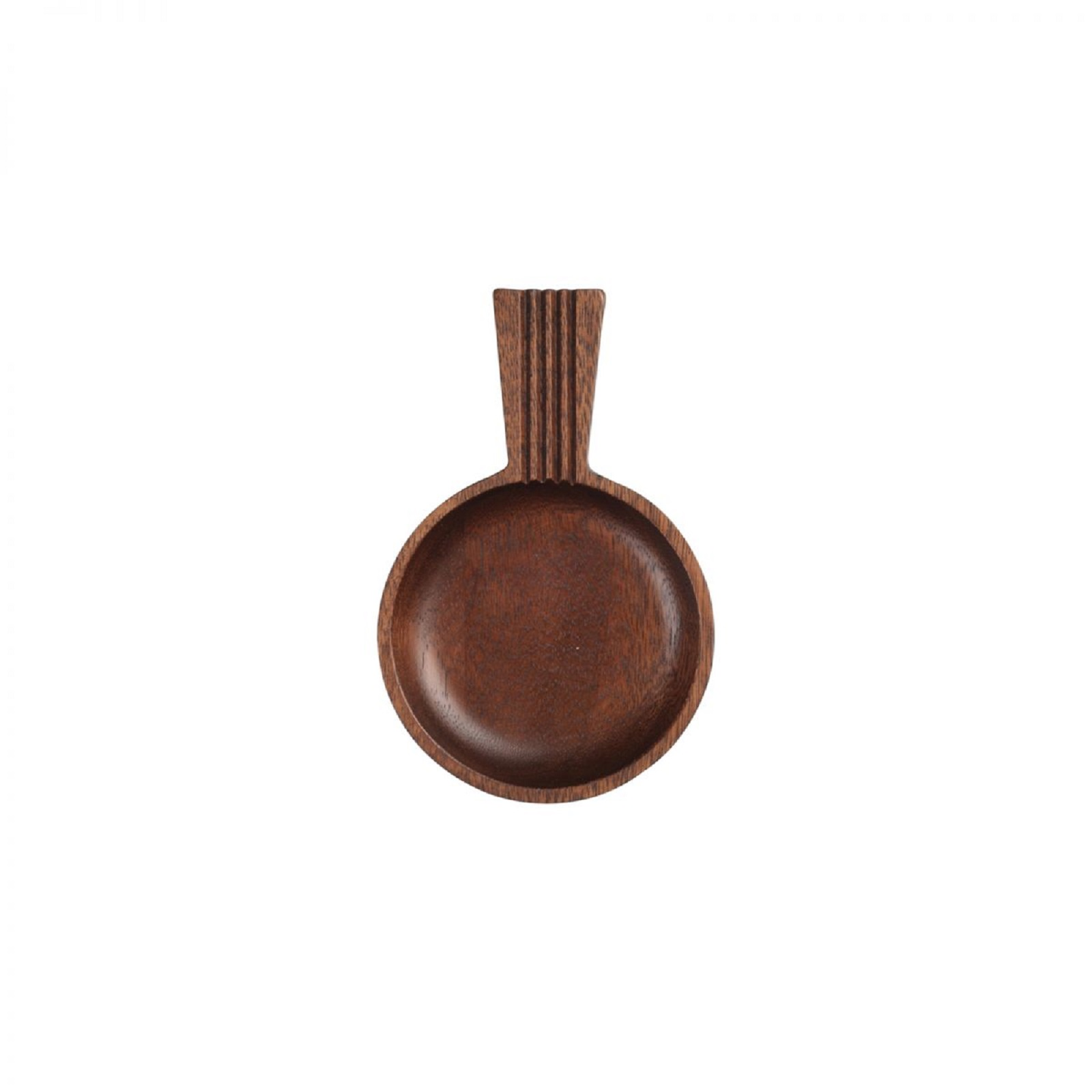 Онлайн каталог PROMENU: Блюдо для закусок деревянное T&G DECO, 12х18 см, коричневый T&G 09302