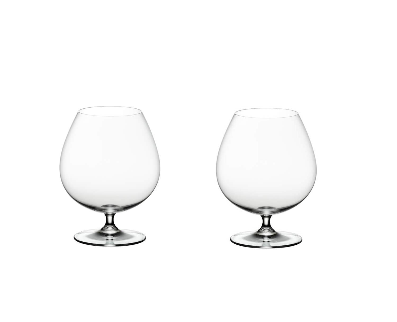 Онлайн каталог PROMENU: Набор бокалов для бренди Riedel VINUM, объем 0,84 л, прозрачный, 2 штуки                               6416/18-1