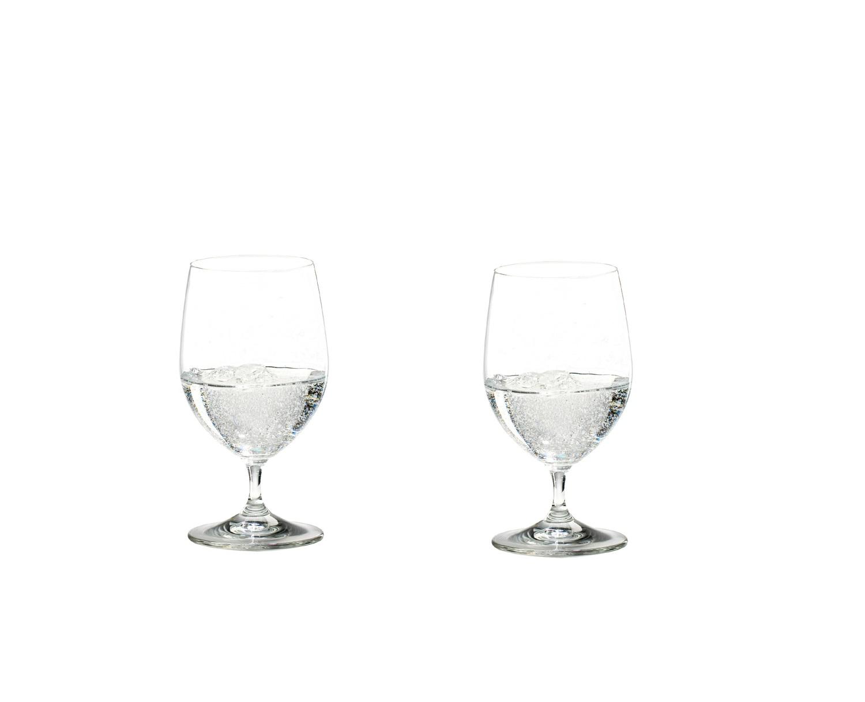 Онлайн каталог PROMENU: Набор бокалов для воды Riedel VINUM, объем 0,35 л, прозрачный, 2 штуки                               6416/02-1