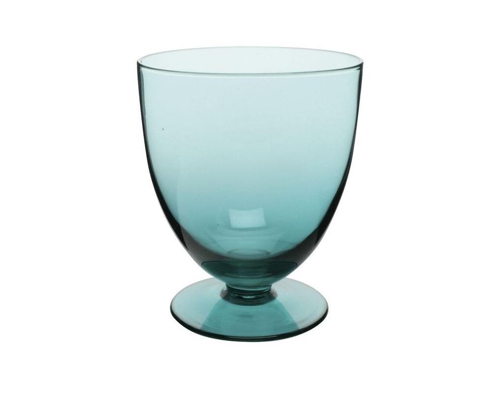 Онлайн каталог PROMENU: Бокал Canvas Home, диаметр 9,5 см, высота 11,4 см, голубой                               G92-AQ