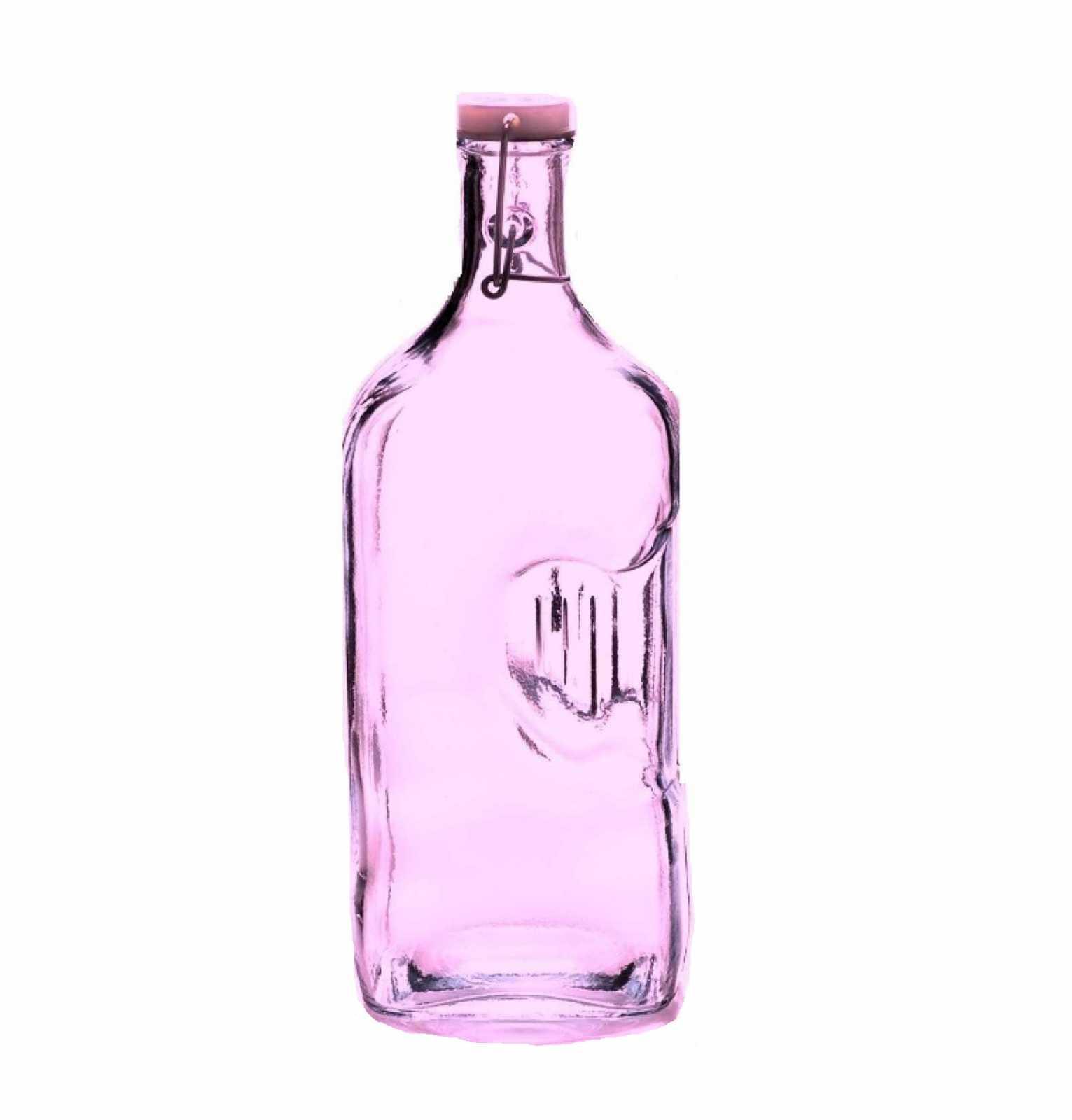 Онлайн каталог PROMENU: Бутылка с пробкой San Miguel FUNCTIONAL, объем 2 л, фиолетовый прозрачный                               5729DB621
