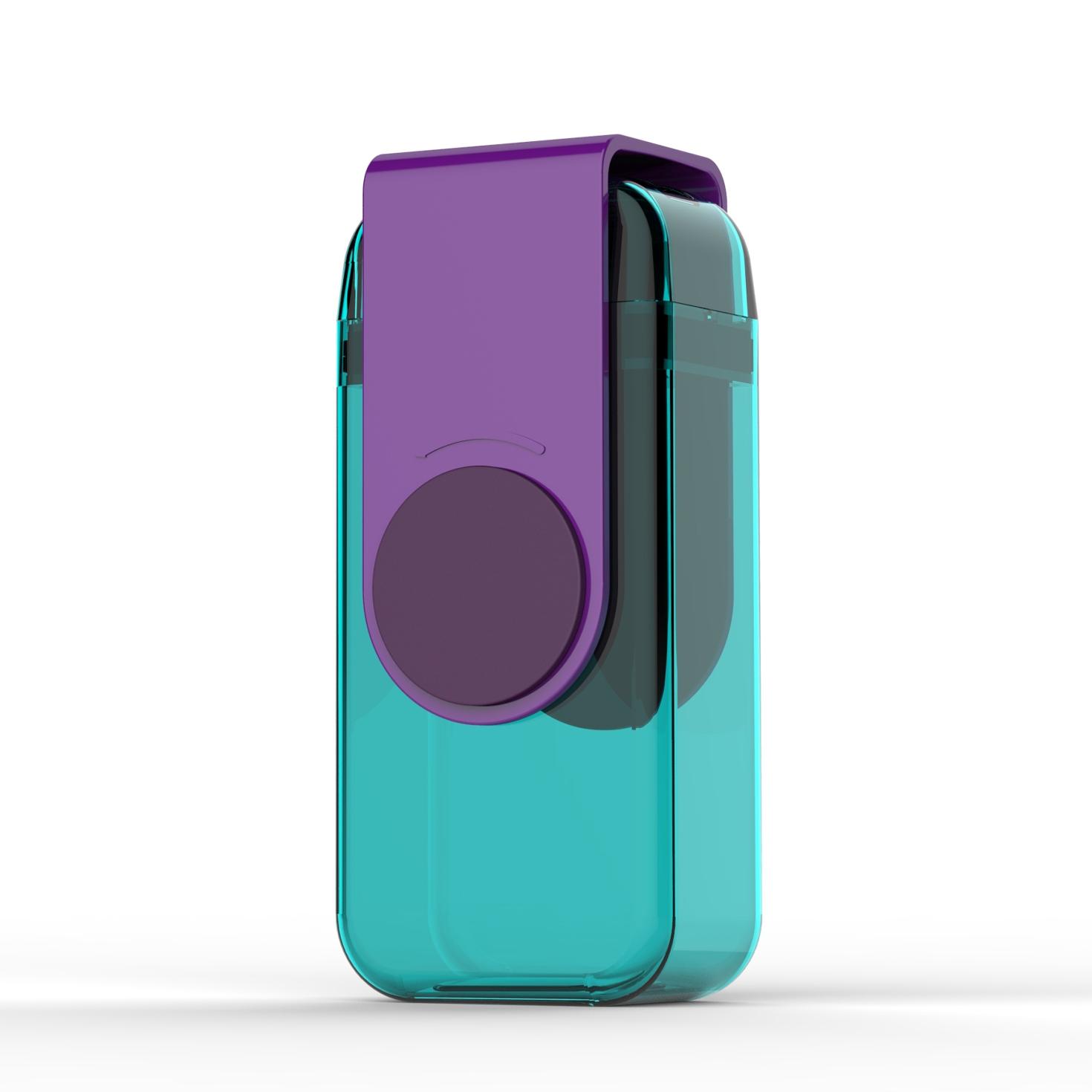 Онлайн каталог PROMENU: Бутылка детская Asobu JUICY DRINK BOX, объем 0,3 л, фиолетовый Asobu JB300 PURPLE