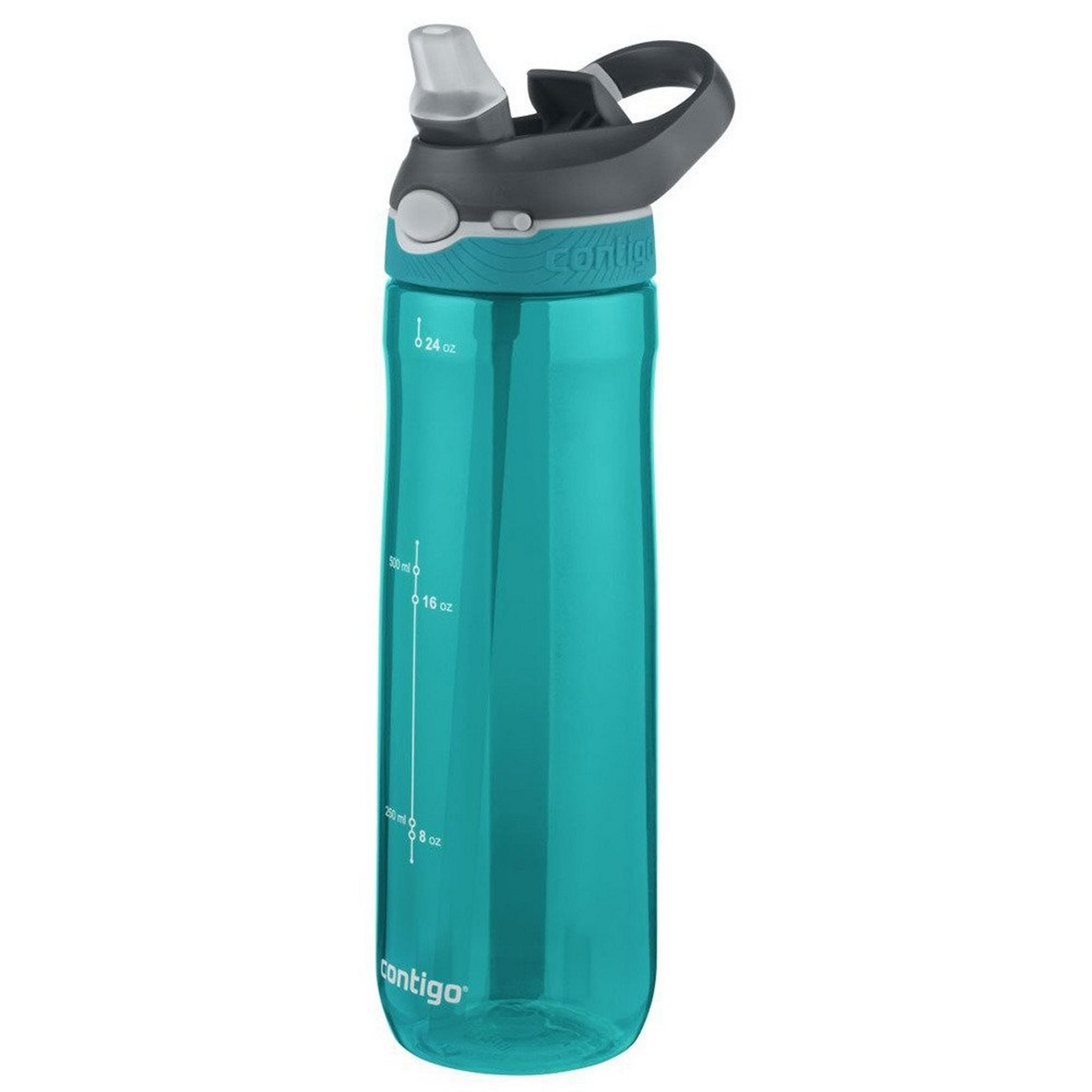 Онлайн каталог PROMENU: Бутылка спортивная Contigo ASHLAND Scuba, объем 0,72 л, зеленый Contigo 2094866