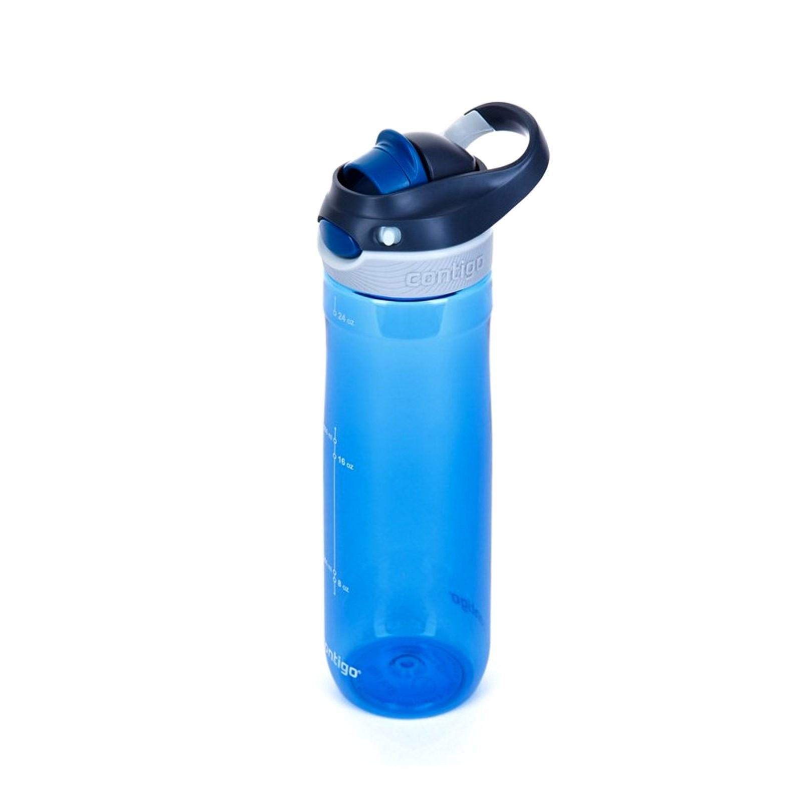 Онлайн каталог PROMENU: Бутылка для воды спортивная Contigo AUTOSPOUT CHUG, объем 0,72 л, голубой Contigo 2095087