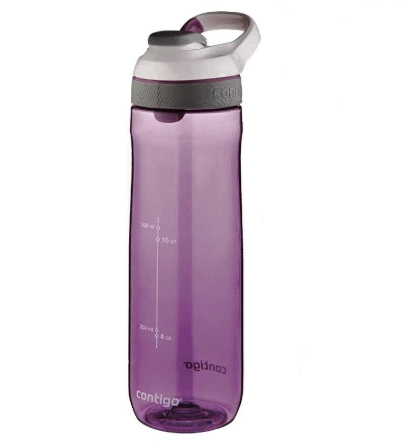 Онлайн каталог PROMENU: Бутылка спортивная Contigo CORTLAND Grapevine, объем 0,72 л, фиолетовый Contigo 2106517