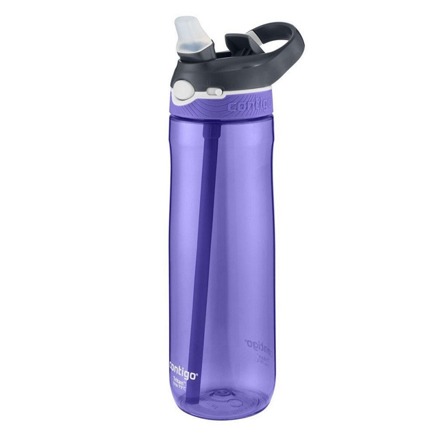 Онлайн каталог PROMENU: Бутылка спортивная Contigo ASHLAND Grapevine, объем 0,72 л, фиолетовый Contigo 2094942