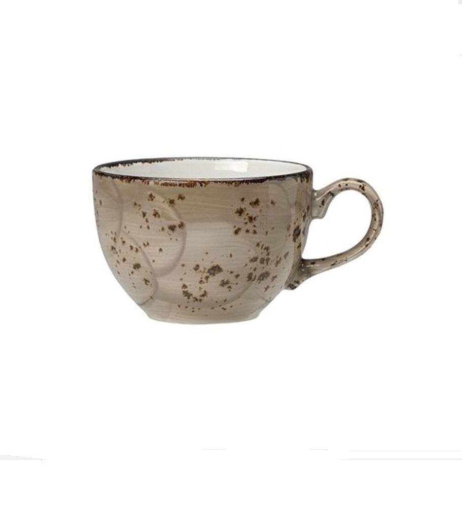 Онлайн каталог PROMENU: Чашка фарфоровая Steelite CRAFT PORCINI, объем 0,228 л, бежевый