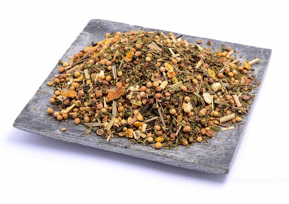 Онлайн каталог PROMENU: Чай травяной Идеальная фигура (Organic Dream Body) Florapharm, 100 гр                               94235
