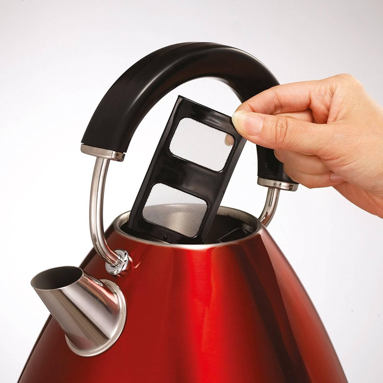 Чайник электрический morphy richards купить