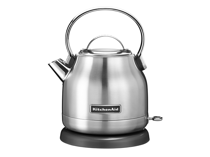 Онлайн каталог PROMENU: Чайник электр.1,25 л KitchenAid  Стальной (5KEK1222ESX) KitchenAid 5KEK1222ESX