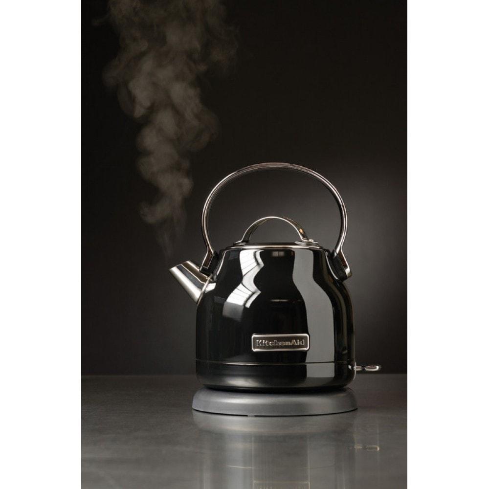 Чайник электр.1,25 л KitchenAid  Черный (5KEK1222EOB) KitchenAid 5KEK1222EOB фото 3
