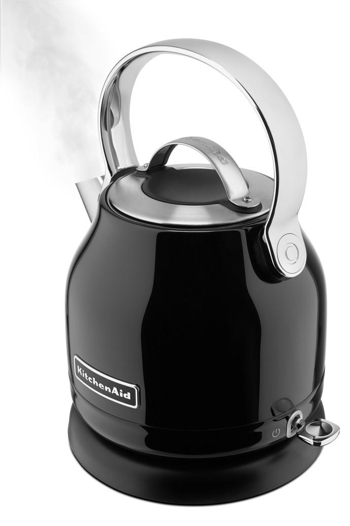 Чайник электр.1,25 л KitchenAid  Черный (5KEK1222EOB) KitchenAid 5KEK1222EOB фото 1