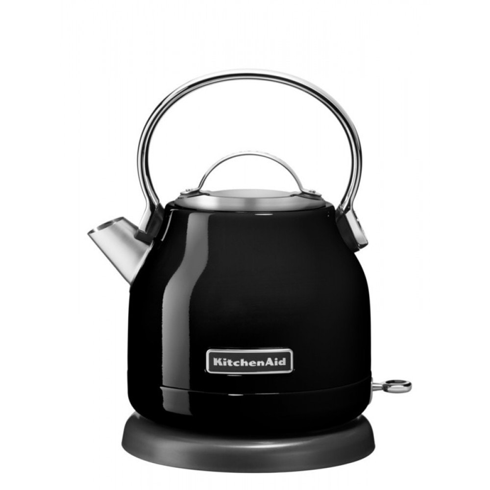 Онлайн каталог PROMENU: Чайник электр.1,25 л KitchenAid  Черный (5KEK1222EOB) KitchenAid 5KEK1222EOB