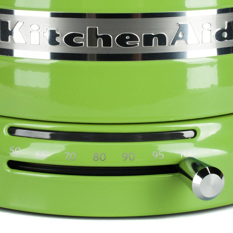 Чайник электр.1,5 л KitchenAid  Зеленое Яблоко (5KEK1522EGA) KitchenAid 5KEK1522EGA фото 1