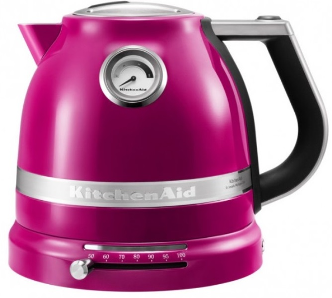 Чайник электр.1,5 л KitchenAid  Малиновый Лед (5KEK1522ERI) KitchenAid 5KEK1522ERI фото 0