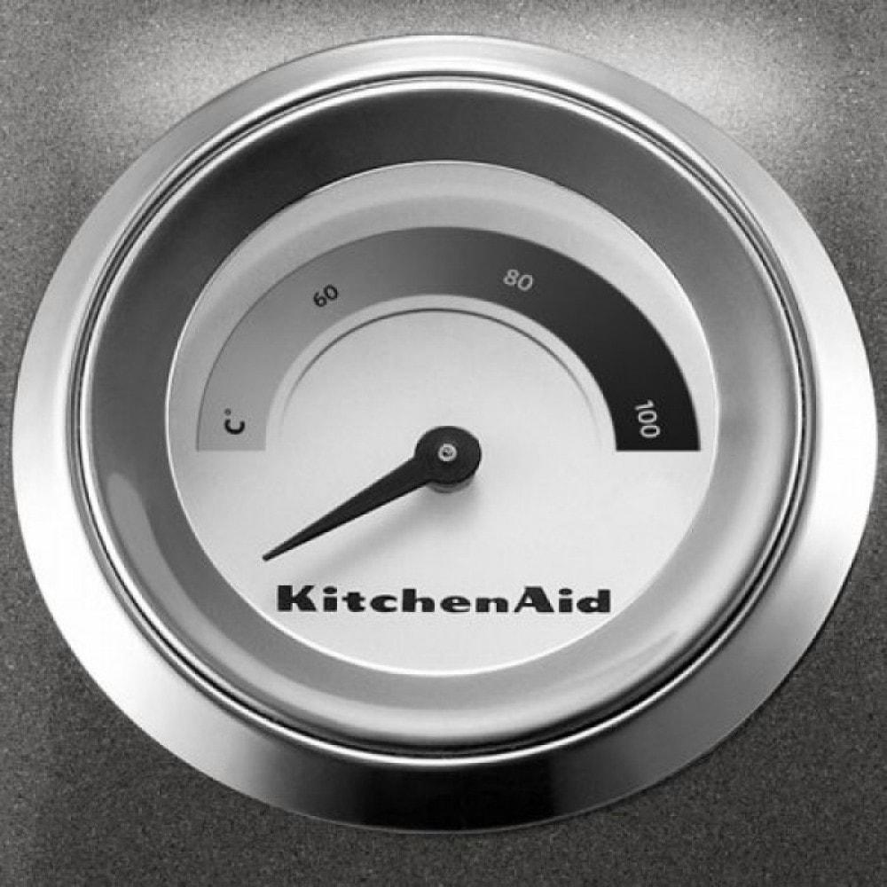Чайник электр.1,5 л KitchenAid  Серебряный Медальон (5KEK1522EMS) KitchenAid 5KEK1522EMS фото 2