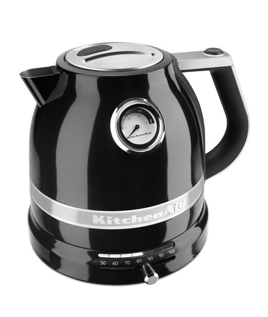 Чайник электр.1,5 л KitchenAid  Черный (5KEK1522EOB) KitchenAid 5KEK1522EOB фото 1