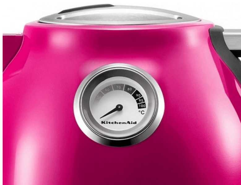 Чайник электр.1,5 л KitchenAid  Малиновый Лед (5KEK1522ERI) KitchenAid 5KEK1522ERI фото 1