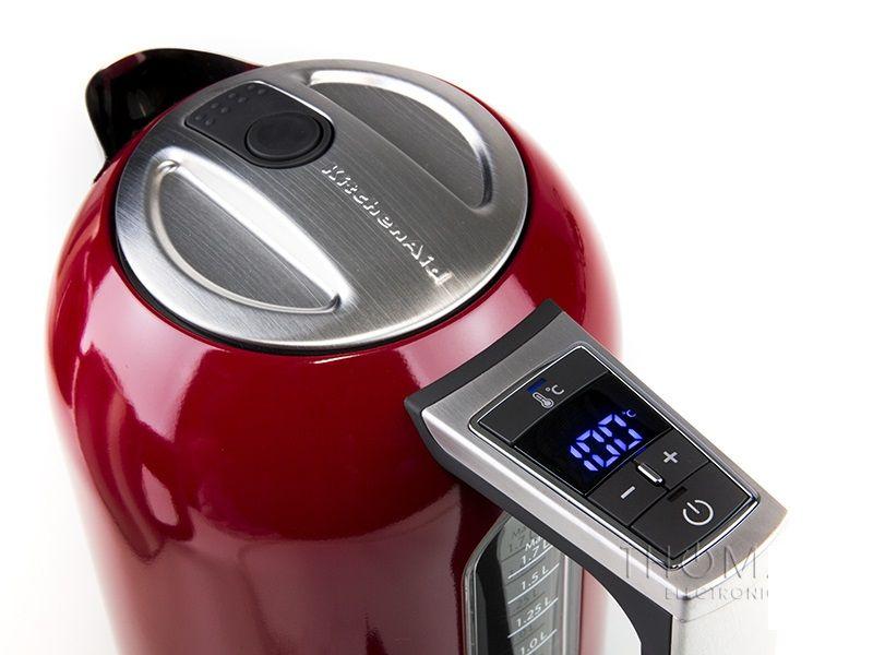 Чайник электр.1,7 л KitchenAid  Красный (5KEK1722EER) KitchenAid 5KEK1722EER фото 1